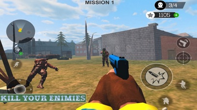 IGI Army Surprise Commando 3D screenshot 3