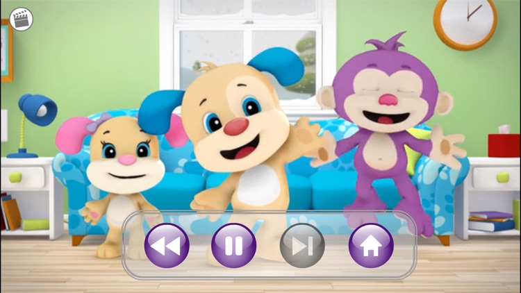 Laugh & Learn™ Puppy's Player screenshot-3