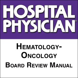 Hematology-Oncology Board Review Manual