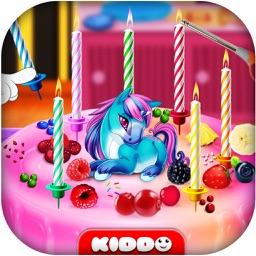 Birthday Cake Maker-Make and Bake Delicious Cakes