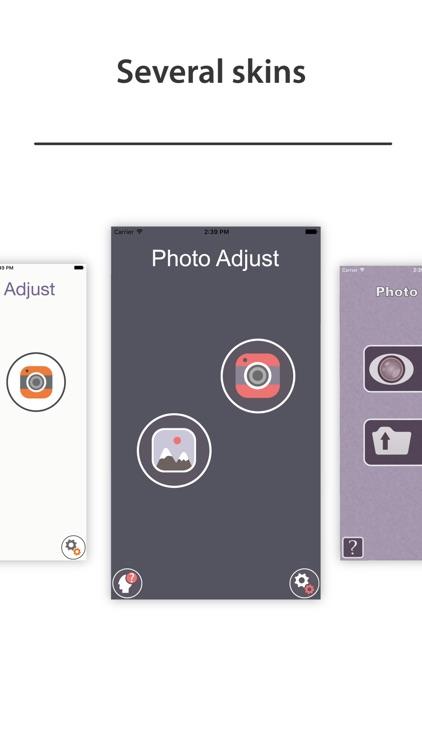Photo Adjust Pro screenshot-4