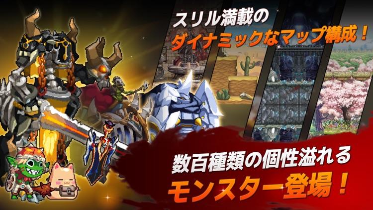 ソウルスラッシュサガ2 screenshot-4