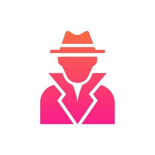 Follow Me - Analyze Unfollow & Likes for Instagram application logo