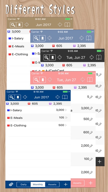 MyAsset - My Accounting Book