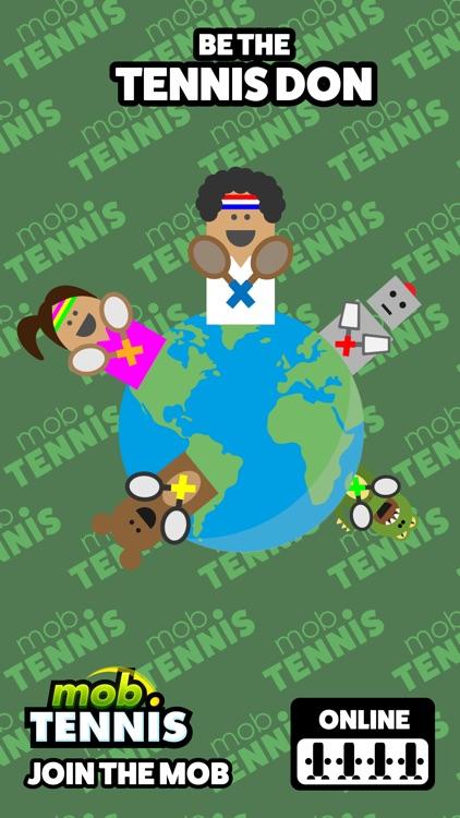 Mob Tennis