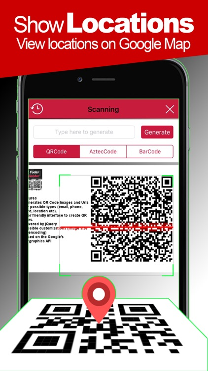 Barcode Scanner - QR Scanner & QR Code Generator screenshot-3
