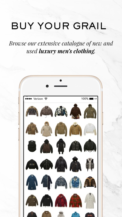 Grailed screenshot-2
