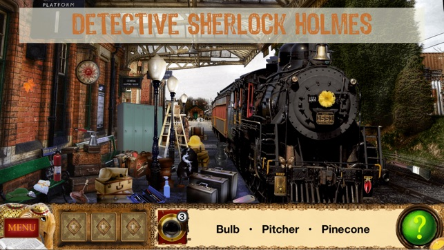 7 Hidden Object Games ! on the App Store