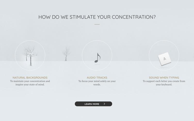 OmmWriter Screenshots
