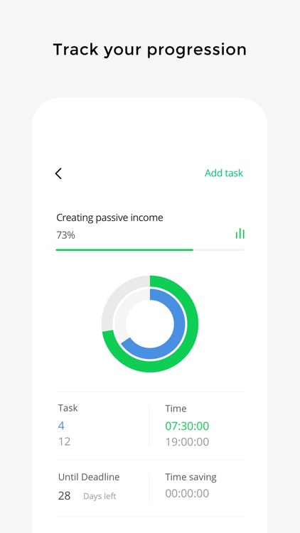 Purp To-Do List & Goal Tracker screenshot-3