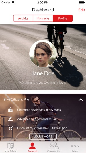 Bike Citizens On The App Store