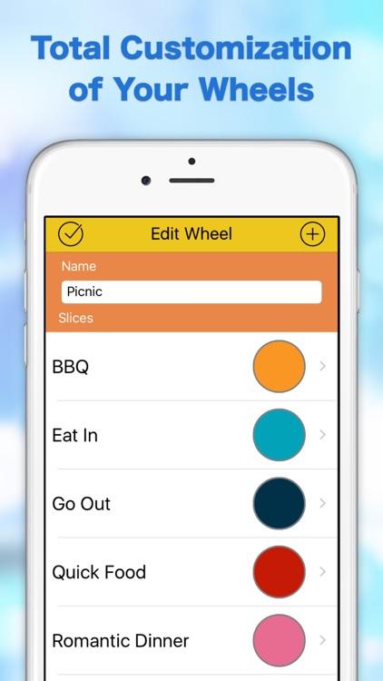Wheel of What? Pro screenshot-4