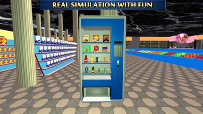 Vending Machine 3D Simulator & Fun Snack Games screenshot four