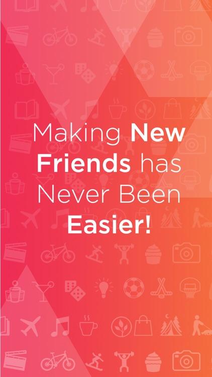 Friender– Make Friends & Meet New Local People