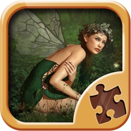 Fantasy Jigsaw Puzzles - Magic Puzzle Game