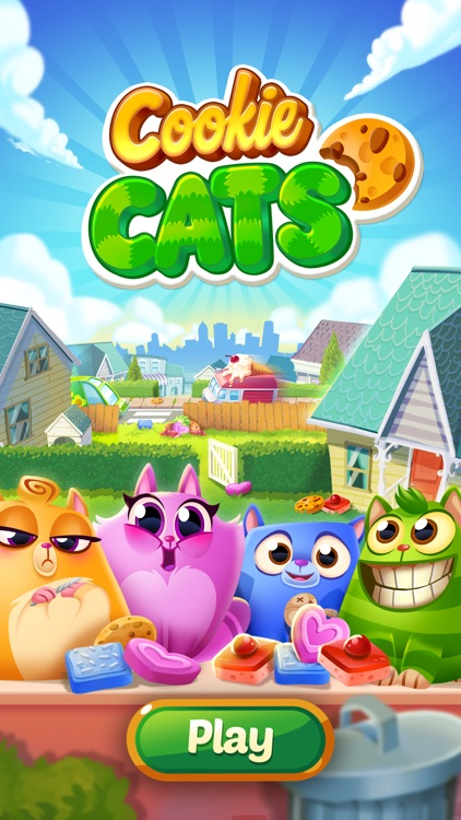 Cookie Cats - a singing puzzle adventure screenshot-4