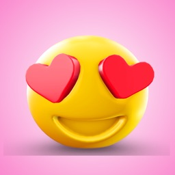 3D Emojis - 3D Animated Emoji Stickers