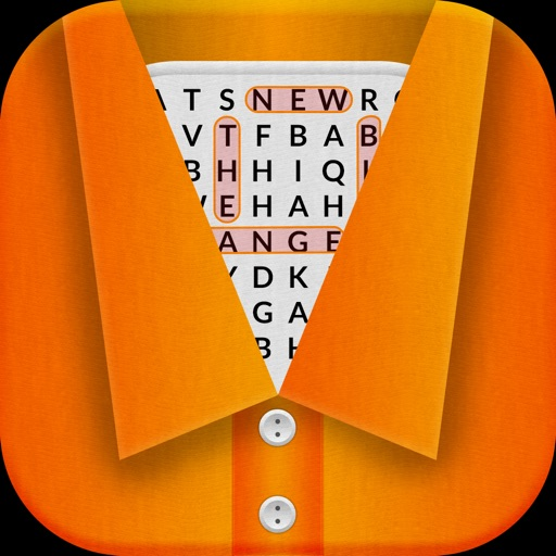 Word Search - Orange is the New Black Edition