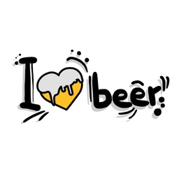 Funny Beer Quotes Stickers For iMessage