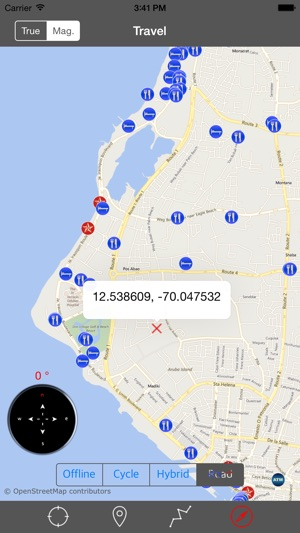 ARUBA GPS Travel Map Offline Navigator on the App Store