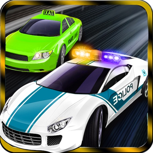 Police Car Chase By Funsol