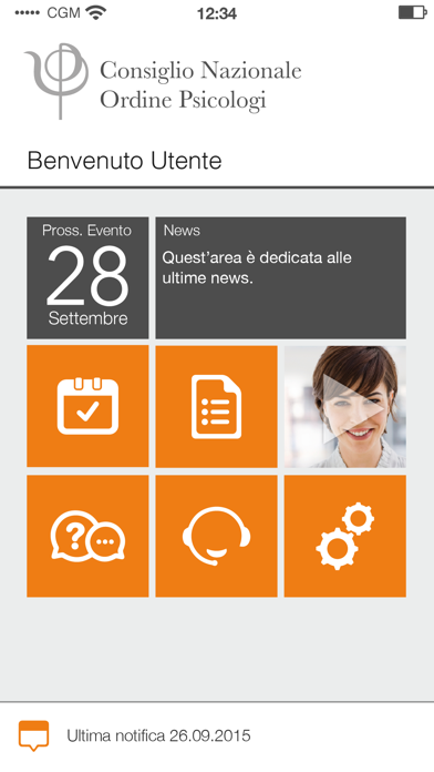 Image of XINFO CNOP COMUNICAZIONE 3.0