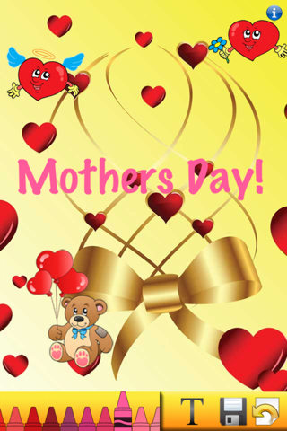 Mothers Day Card Creator - náhled
