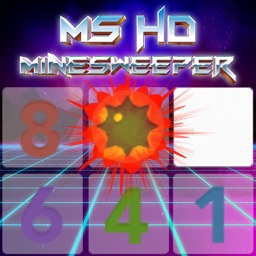 MS HD Minesweeper - Classic Puzzle Bomb Game