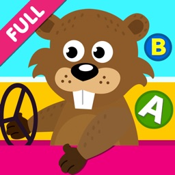 Smart Baby! Vehicles. Toddler Games for boys girls