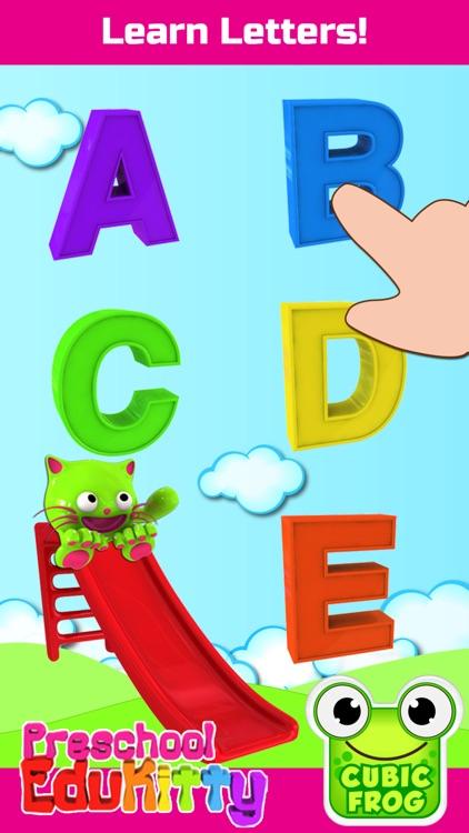 Toddler Learning Game-EduKitty screenshot-3