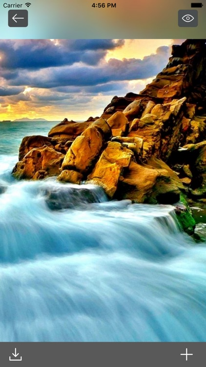 Waterfall Wallpapers - Waterfalls of The World screenshot-2