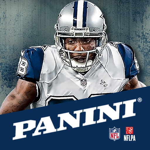 NFL Gridiron from Panini - Card Collecting-Trading app logo