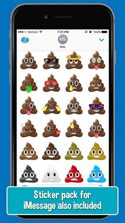 Poop Analyzer - Funny Finger Scan & Fart Sounds