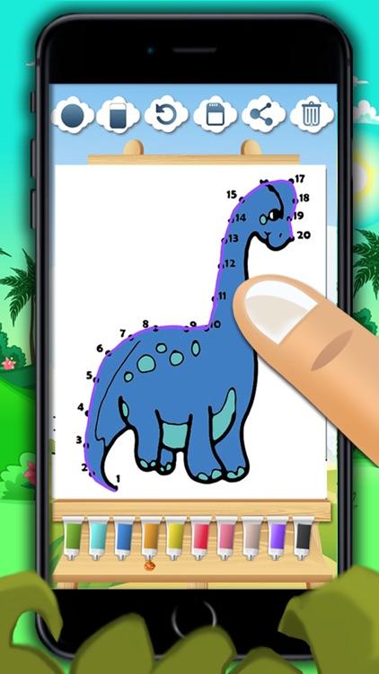 Dino mini games – Fun with dinosaurs