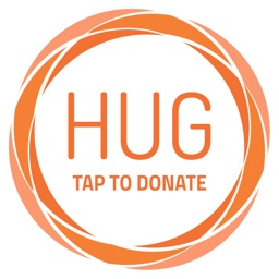 HUG - Tap to donate