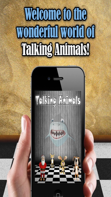 Talking Animals Pro - Chat Back To Your Pets screenshot-3
