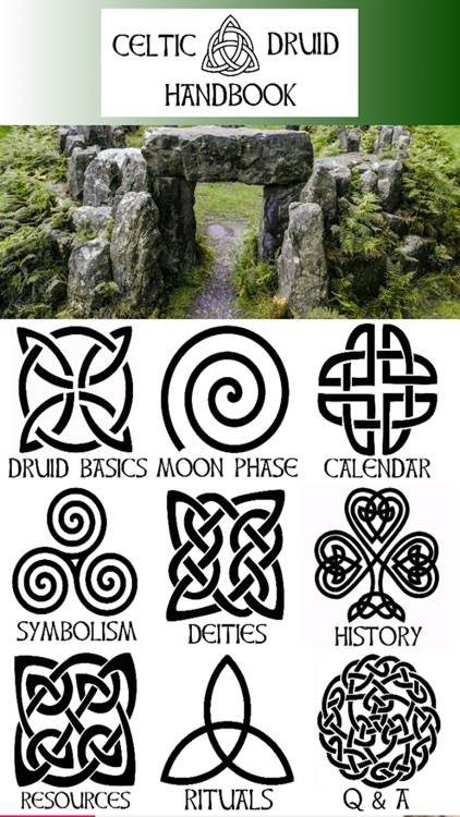 Celtic Druidry Handbook screenshot-0