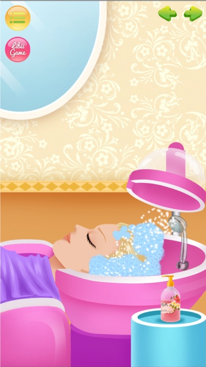 Wedding Salon - Girls Makeup, Dressup and Makeover screenshot-1