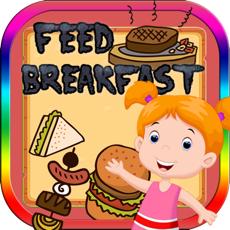 Activities of Choose The Breakfast Food