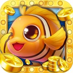 火拼捕鱼-捕鱼大亨最爱的达人街机捕鱼游戏