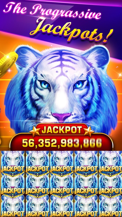 Buffalo™ Slots Machine - Best Vegas Slots & Pokies screenshot-4