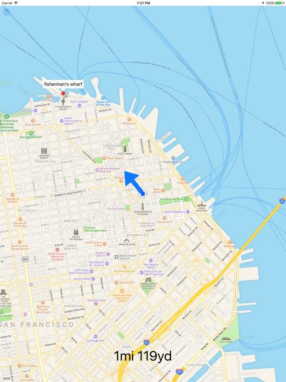 This Way - simple navigation Screenshots