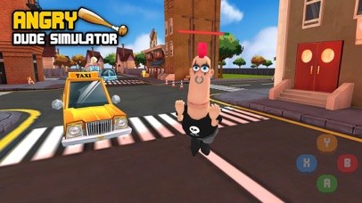 Angry Dude Simulator screenshot 3
