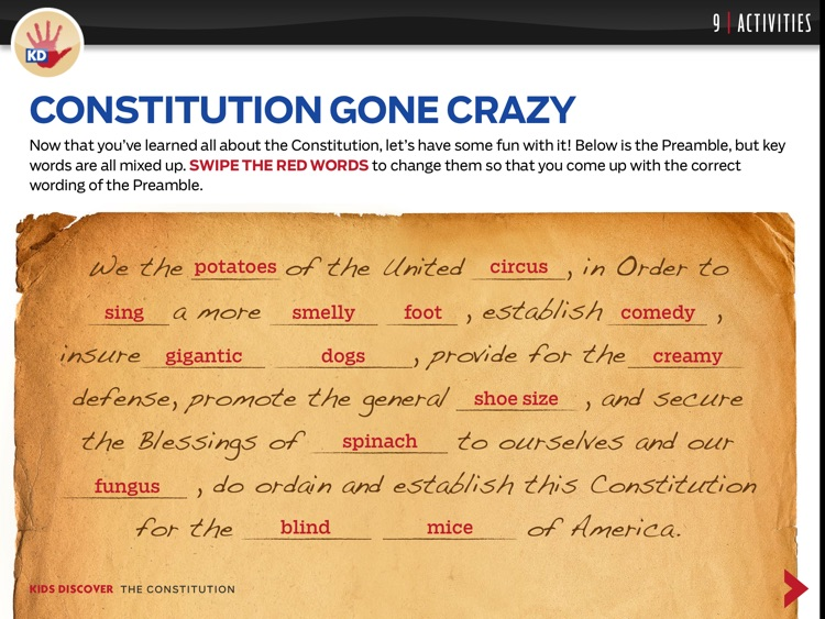 Constitution by KIDS DISCOVER screenshot-4