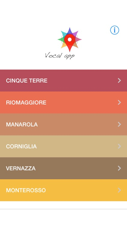 5 TERRE - VOCAL APP (English Version)