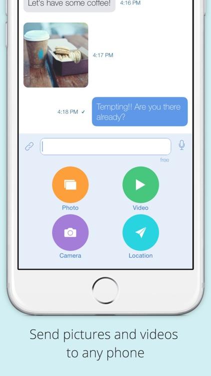 Voxofon: International Calling App, Texting, WiFi screenshot-3