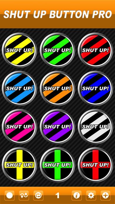Shut Up Button Proのおすすめ画像1