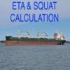ETA and Squat calculation