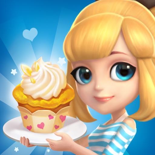 公主的美食派对-烘焙做蛋糕模拟经营养成游戏