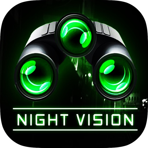 Night Vision Flashlight Thermo